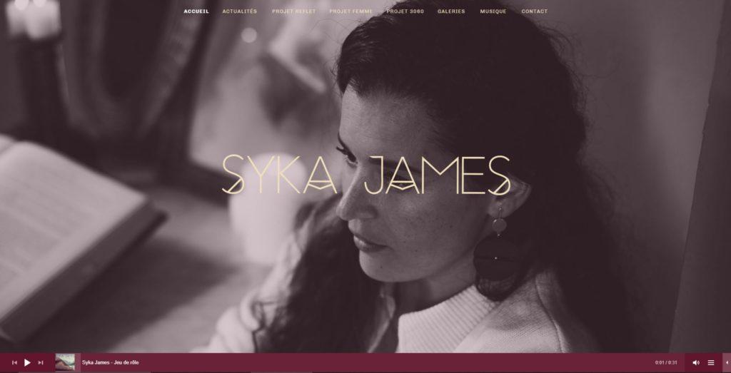 site-web-syka-james